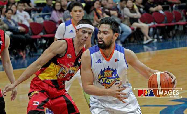 2017 PBA Commissioner's Cup Team's Power Ranking