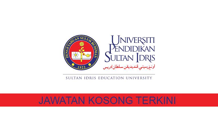 Kekosongan Terkini di Universiti Pendidikan Sultan Idris (UPSI)