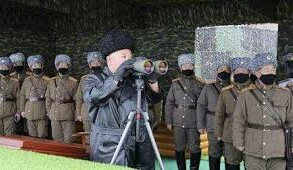 South Korea Reports That Two Unrecognized Projectiles Has Been Fired By North Korea From Coastal Region