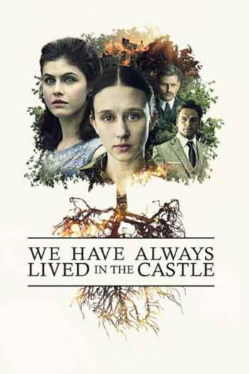 We Have Always Lived in the Castle 2018 450MB BRRip Dual Audio