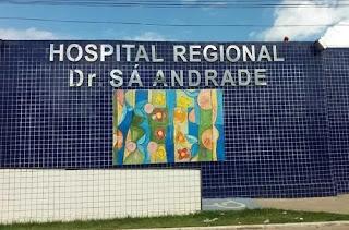 Denuncia: Pacientes reclamam de falta de gases no hospital Sá Andrade em Sapé.