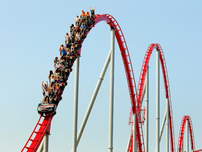 The World Most dangerous Rides and Entertainment park