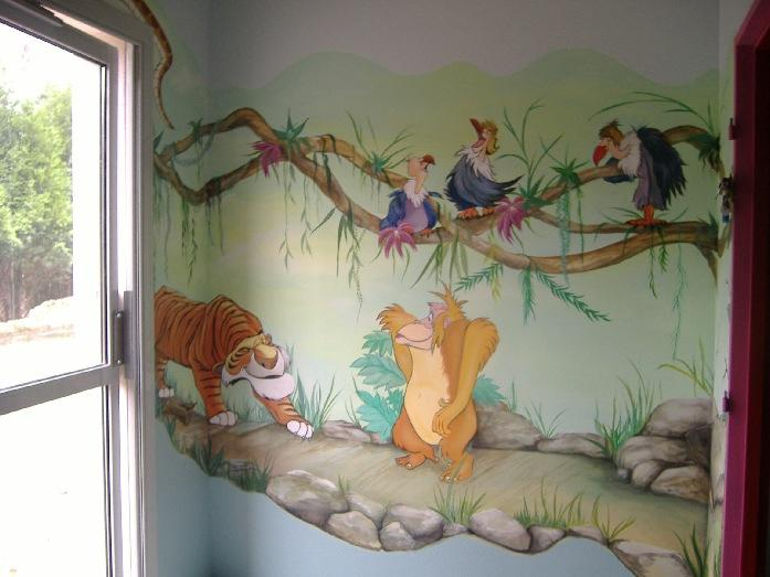 dcoration chambre bebe walt disney