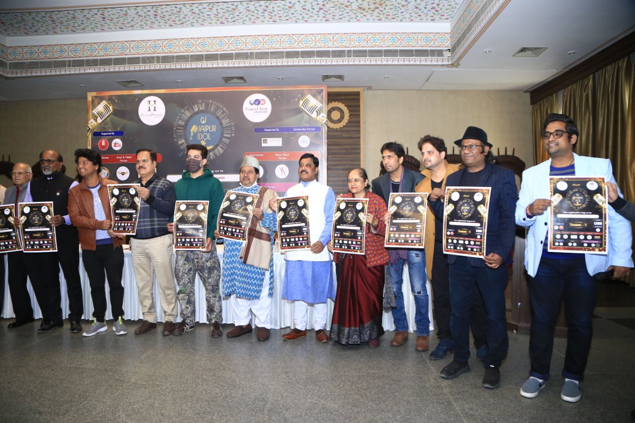 State-level-singing-show-Jaipur-Idol-season-5's-first-press-conference-held