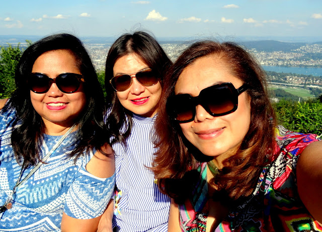 Top of Zurich - UTO Kulm Dutched Pinay