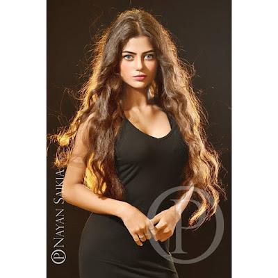 Shivangi Roy model