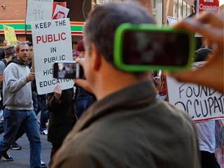 La policía podrá impedir grabar vídeos con el teléfono en las protestas gracias a la tecnología de Apple