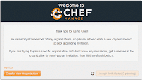 45.5 Welcome to Hosted Chef