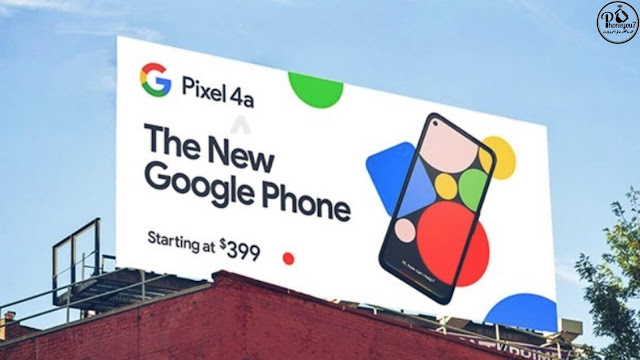 تسريبات وسعر ومواصفات google pixel 4a - جوجل بيكسل 4 ايه