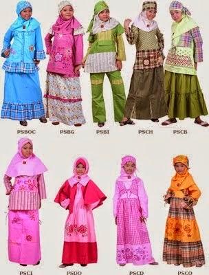 Model Busana Muslim Terbaru 2021