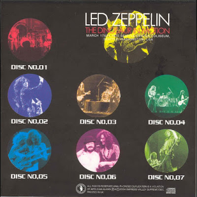 1975.03.17-21 Led Zeppelin Seattle Dinosaur In Motion