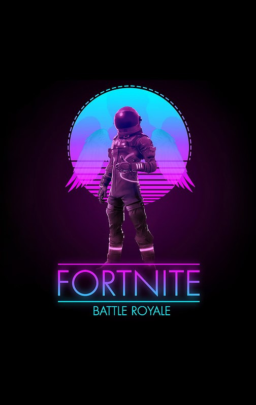 theme fortnite wallpaper phone purple awesome the best