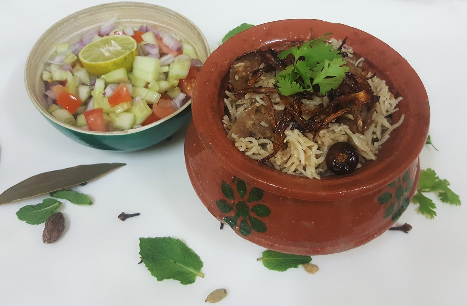 My Passion For Cooking: Yakhni Pulao