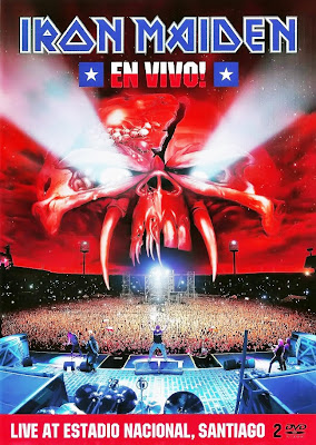 Baixar Torrent Iron Maiden - En Vivo Download Grátis