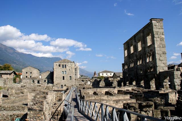 Panoramica del Parco Archeologico