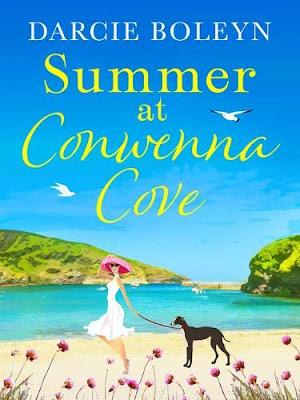 Summer at Conwenna Cove by Darcie Boleyn book cover