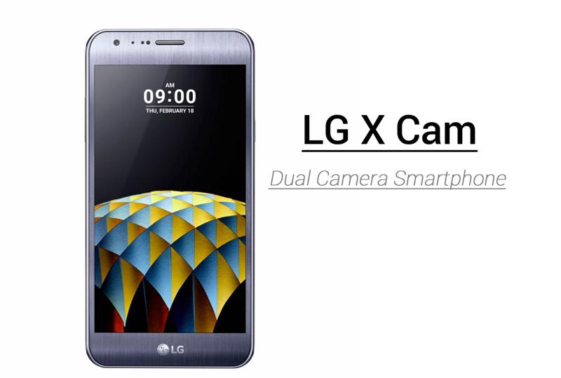 Harga LG X Cam