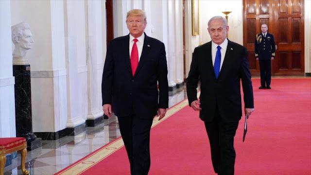 Trump dice que Al-Quds seguirá siendo capital indivisible de Israel