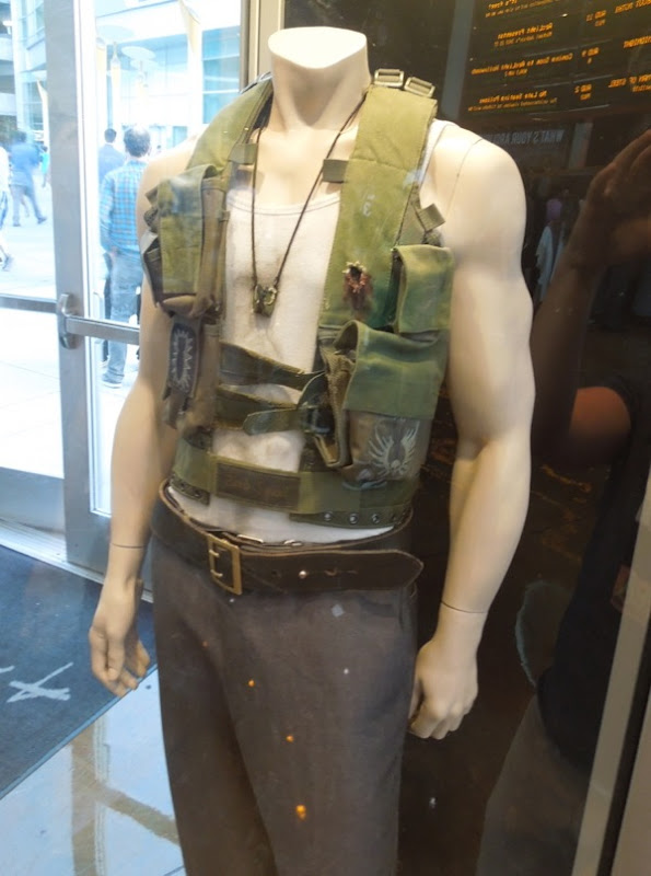 Channing Tatum White House Down costume