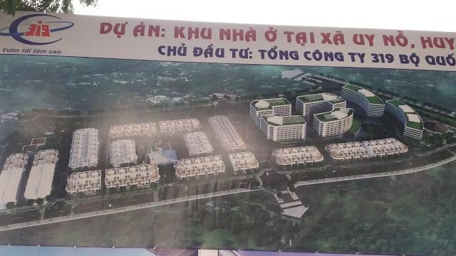 dự án Calyx Residence 319 Uy Nỗ Đông Anh Bộ Quốc Phòng Hà Nội
