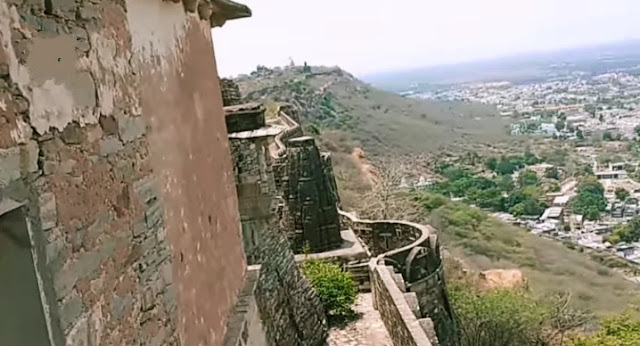 top view from kumbha palace