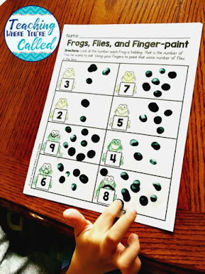 Letter Ff Free Printable, Counting