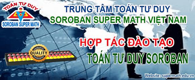 Hợp tác mở trung tâm soroban tại Long Thành Đồng Nai