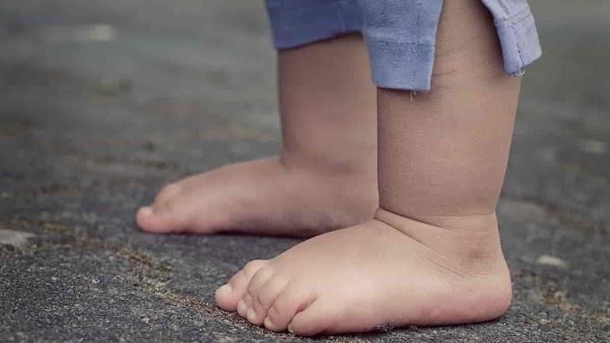 Veja por que ficar descalço faz bem para o desenvolvimento das crianças