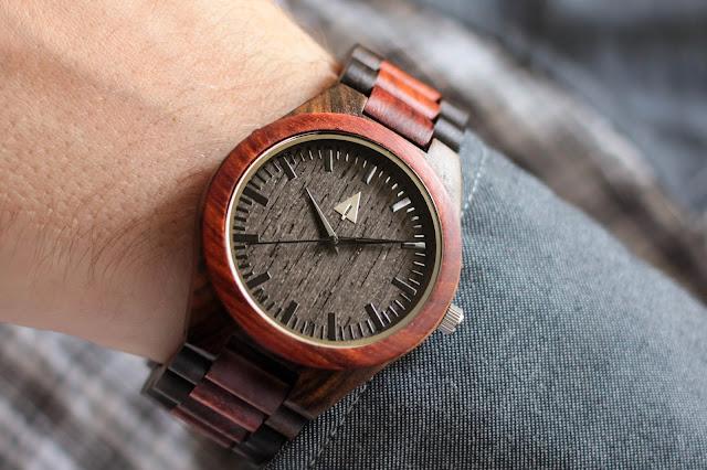 Woodwatch, Jam Tangan Kayu Beromset Ratusan Juta Rupiah Karya Yohanes Chandra