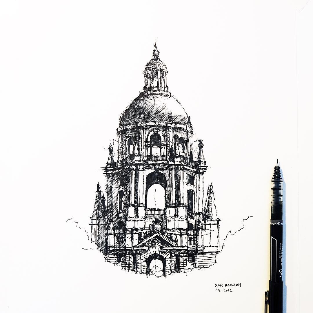 09-Dan-Hogman-Architectural-Sketchbook-Drawings-www-designstack-co