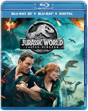 Jurassic World Fallen Kingdom (2018) 480p 400MB Blu-Ray Hindi Dubbed Dual Audio [Hindi ORG + English] MKV
