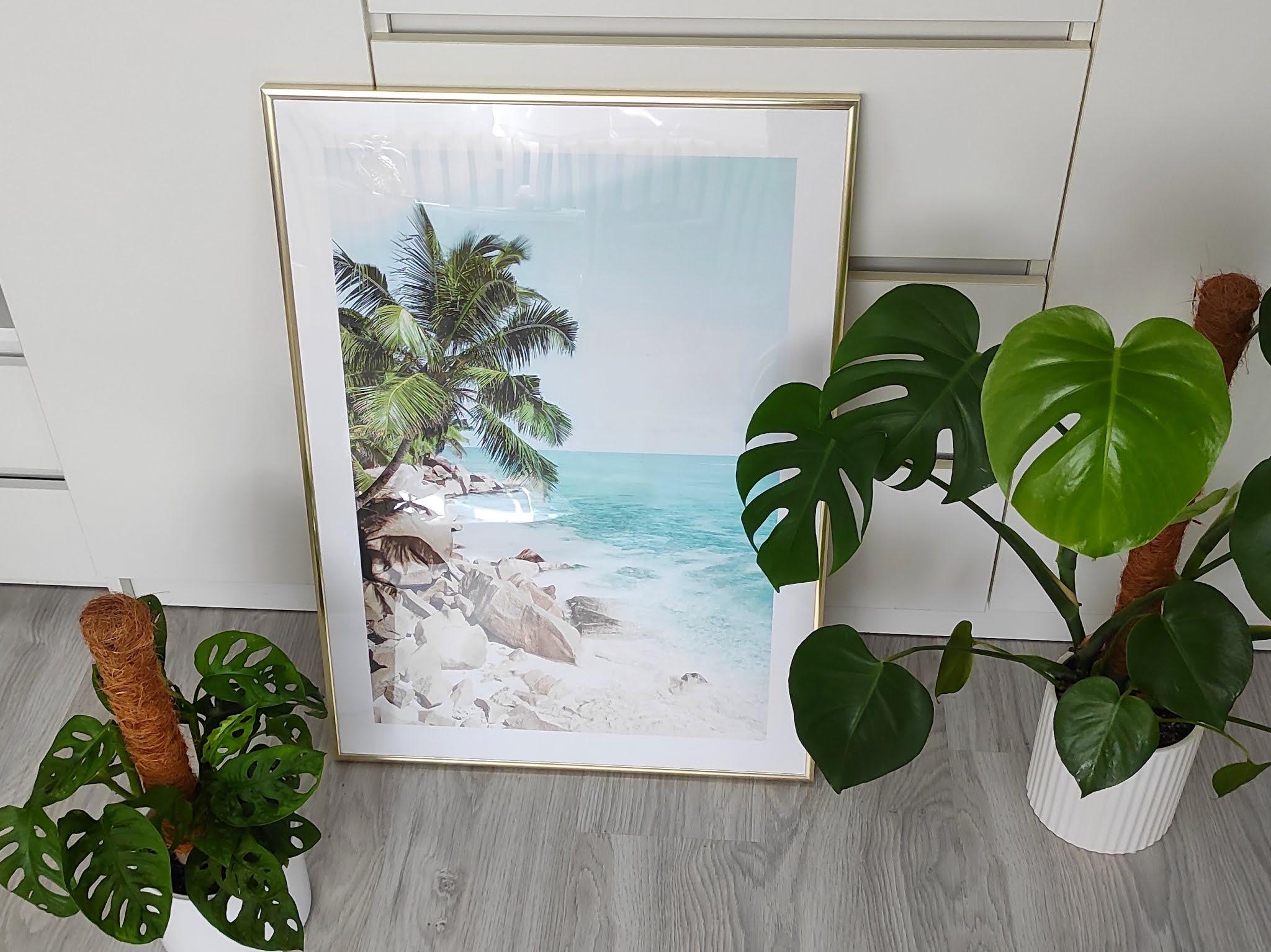 Plakat karaiby