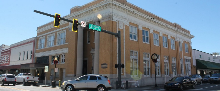 Reynolds y Collins street en Plant City