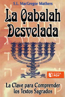 Libro PDF gratis Esotérico La Qabalah Desvelada PDF