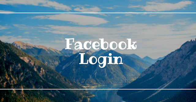 Facebook Login - FB Account Sign in | How to Log in Facebook