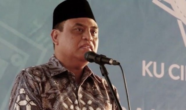 DMI Bantah 40 Masjid Jakarta Terpapar Radikalisme