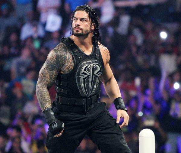 WWE Superstar Roman Reigns Pictures And Wallpapers
