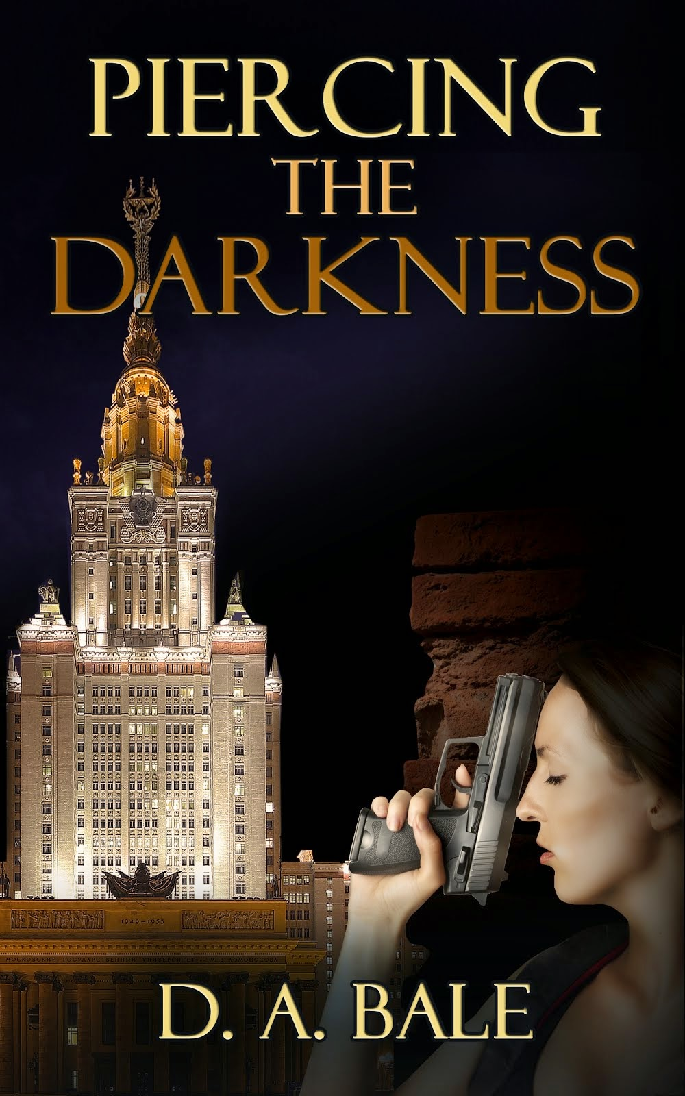 Purchase Piercing the Darkness on Amazon