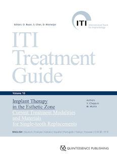 ITI Treatment Guide Vol 10
