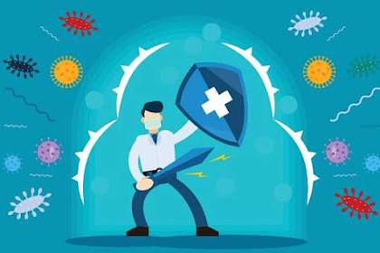 6 Cara Meningkatkan Daya Tahan Tubuh selama Pandemi