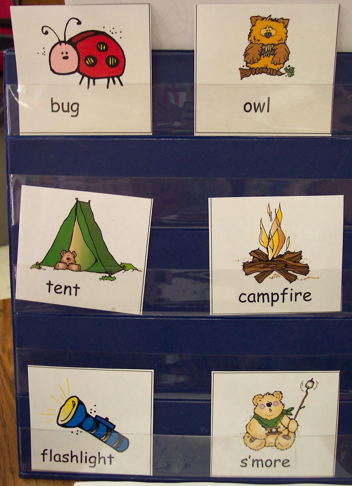 Kinderdi Camping Ideas