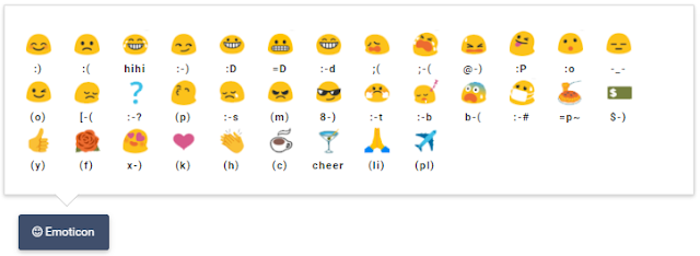 Google Emoji Preview