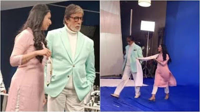 Amitabh Bachchan video with Divyanka Tripathi goes viral on social media
