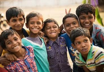 30% Poor Children in India