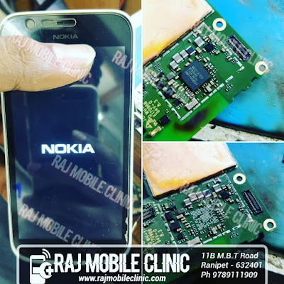 Nokia 1 ta-1066 phone in dead condition