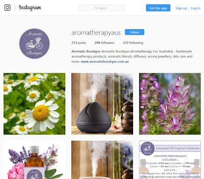 https://www.instagram.com/aromatherapyaus/