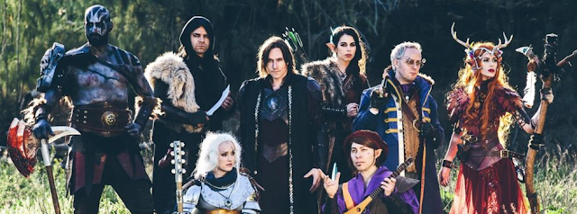 D&D: Campanha do programa Critical Role é novo cenário oficial do RPG