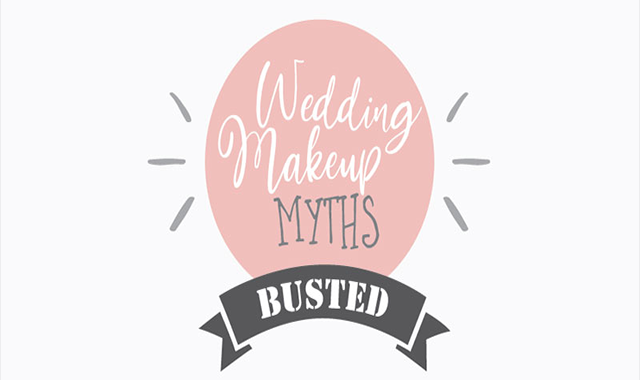 Wedding Makeup Myths Busted