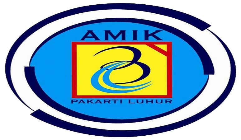 PENERIMAAN MAHASISWA BARU (AMIK PAKARTI LUHUR) 2018-2019 AKADEMI MANAJEMEN INFORMATIKA DAN KOMPUTER PAKARTI LUHUR