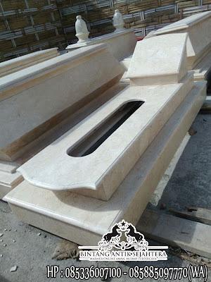 Makam Batu Marmer, Harga Kijing Kuburan Marmer, Model Kijing Marmer